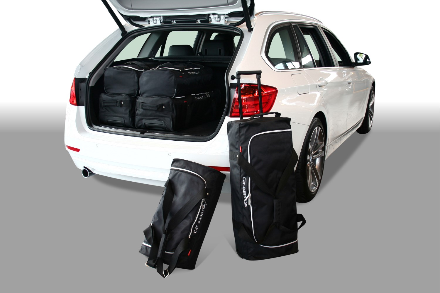 Car Bags BMW 3-serie Touring 2012-