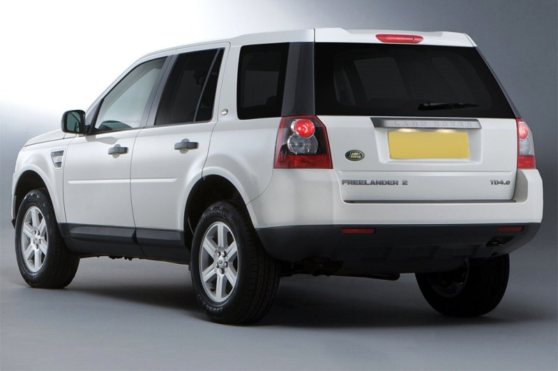 Car Bags Land Rover Freelander 2 2006-2014